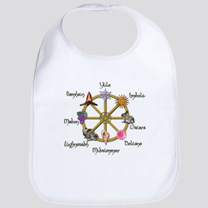 Wheel of the Year 1 Bib